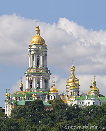 Free Kyiv Pechers K Lavra Stock Images - 11681584