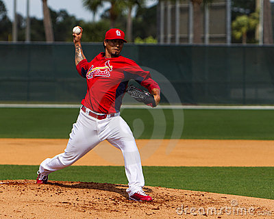 Kyle Lohse Editorial Stock Image