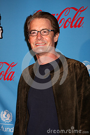 Kyle Maclachlan Editorial Stock Photo
