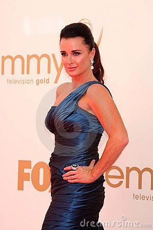 Kyle Richards Editorial Stock Photo