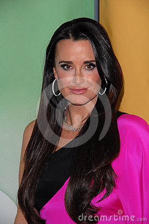 Kyle Richards Editorial Photo