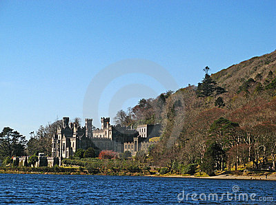 Kylemore Abbey 06 Editorial Image