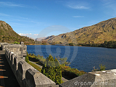 Kylemore Abbey 13 Editorial Stock Photo