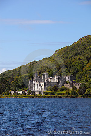 Kylemore Abbey Editorial Photography