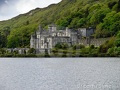 Kylemore Abbey Editorial Photo