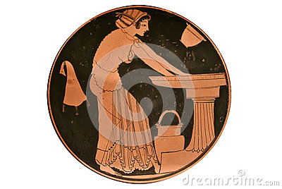 Kylix red-figure
