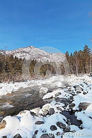 Kyngarga river