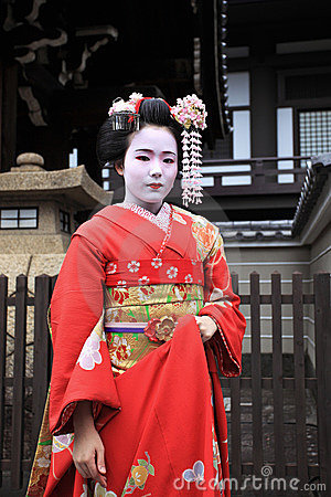 Kyoto Geisha Editorial Photography
