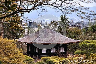 Kyoto - Ginkakuji
