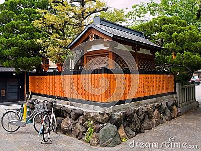 Kyoto Gion Shrine