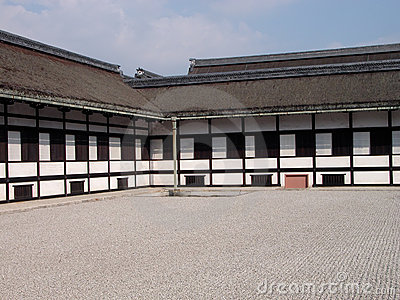 Kyoto Imperial Palace building