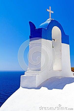 Kyrklig arkitektur för grek