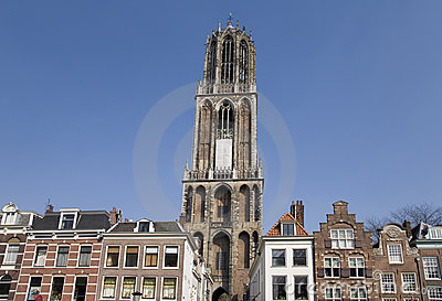 Kyrkligt torn 3