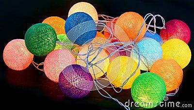 L mparas coloridas fotos de archivo imagen 31654833 - Lamparas asiaticas ...