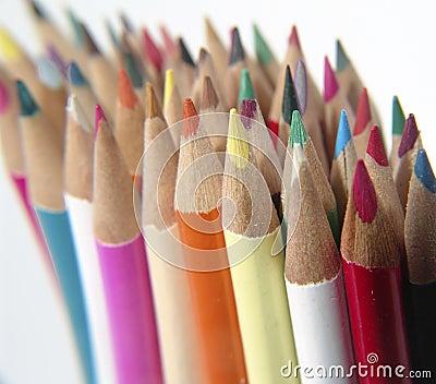 Lápices coloreados 5