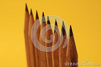 Lápices verticales