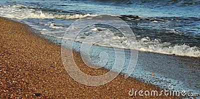 Línea de la playa