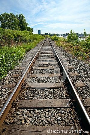 Línea del tren
