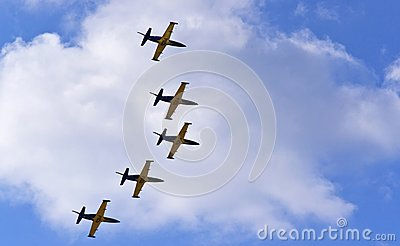 L-39 Editorial Stock Photo
