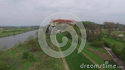 L'abbazia di Bendedictine in Tyniec archivi video