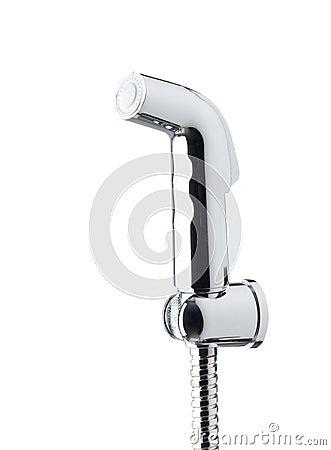 L accessorio della toilette