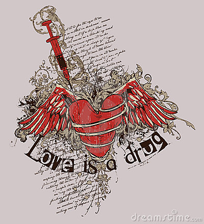 L amour est une drogue