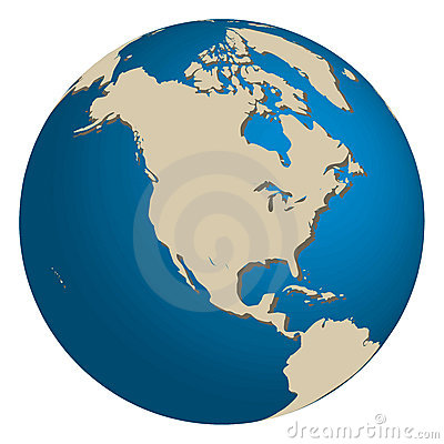 L Amérique du Nord