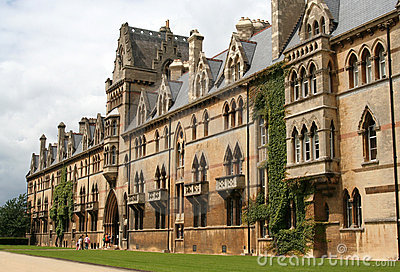 L Angleterre, Oxford