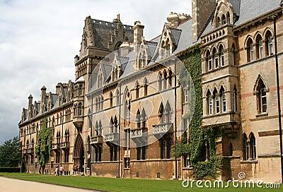 L Angleterre, Oxford