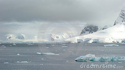 L Antarctique