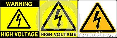 L avvertenza/segnali di pericolo ha impostato, IV