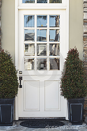 maison moderne blanche photographie stock libre de droits image 9736327 - Maison Moderne Blanche