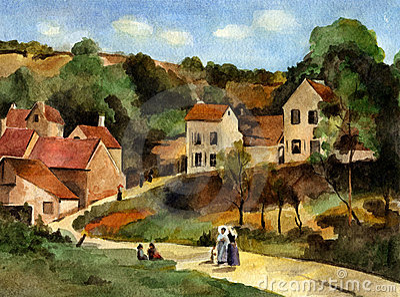 L Hermitage à Pontoise