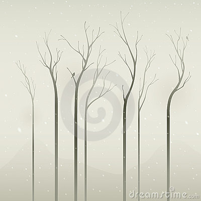 L hiver silencieux