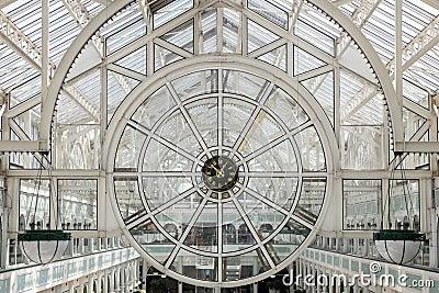 L horloge