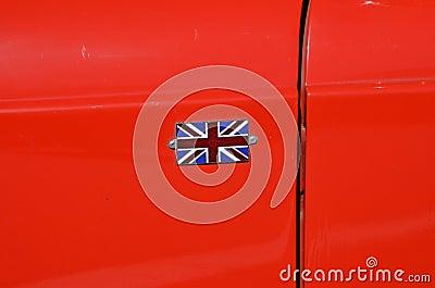 L indicateur de la Grande-Bretagne