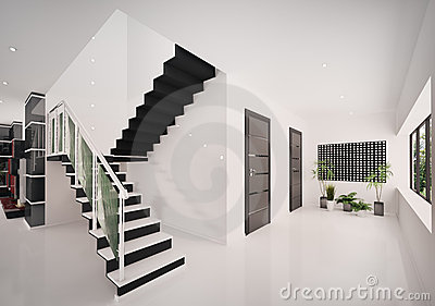 Hall Entre Maison Moderne. Latest Hall D Entree Idees Amenagement ...
