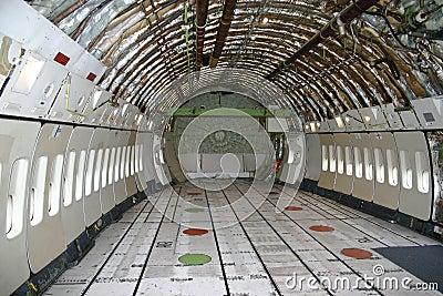 L 39 int rieur d 39 un boeing 747 images libres de droits for Interieur 747