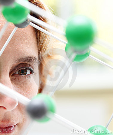 L oeil d un chercheur