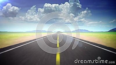 Laço da estrada