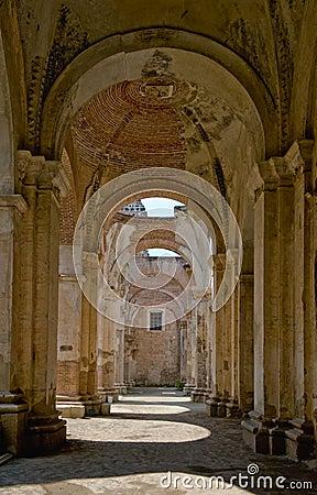 La Antigua Guatemala Cathedral