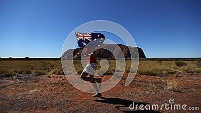La Australia central se está ejecutando metrajes