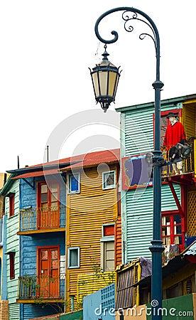 Free La Boca - Caminito Royalty Free Stock Photography - 1331567