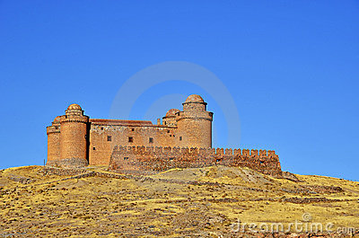 La Calahorra Castle, Granada Province