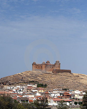 La Calahorra Castle Spain