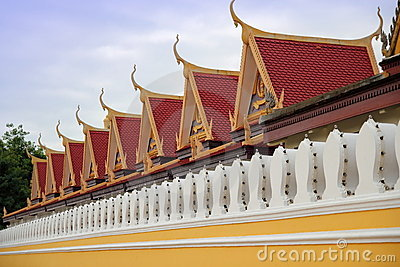 La Cambogia Royal Palace