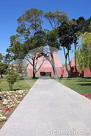 La casa de las historias Paula Rego Foto de archivo editorial