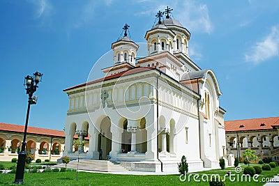 La catedral de la reunificación