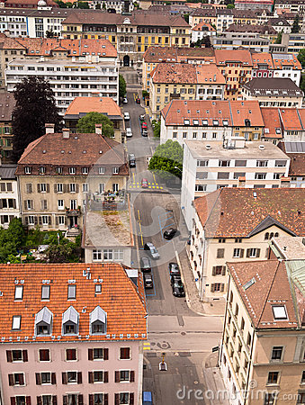 La Chaux de Fond, Switzerland