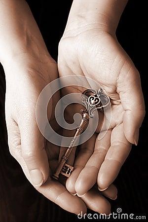 La clé de l amour